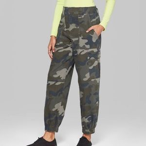 camo pants from target!!